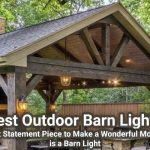 Best Outdoor Barn Light